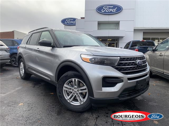 2020 Ford Explorer XLT (Stk: 020197) in Parry Sound - Image 1 of 17