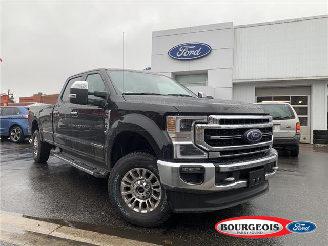 2020 Ford F-250 Lariat (Stk: 020237) in Parry Sound - Image 1 of 24