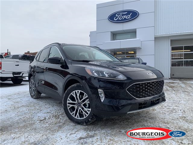 2021 Ford Escape SEL Hybrid (Stk: 021011) in Parry Sound - Image 1 of 17