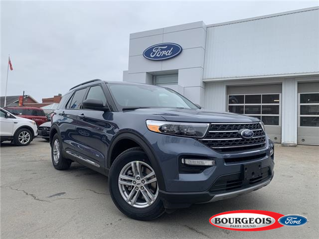 2021 Ford Explorer XLT (Stk: 021051) in Parry Sound - Image 1 of 21