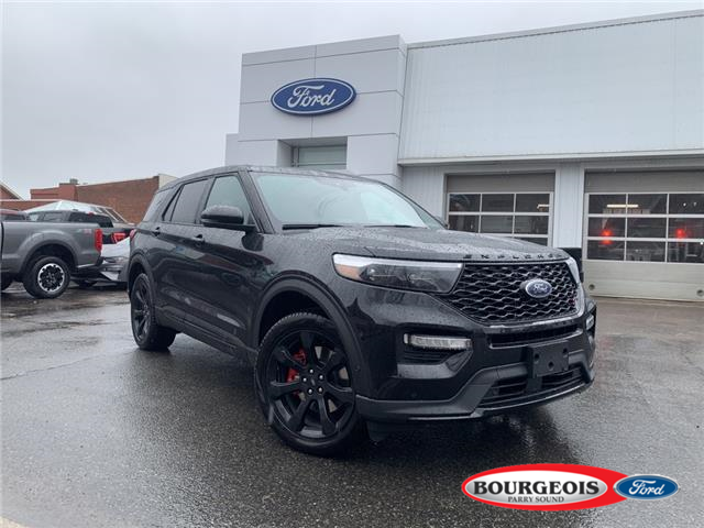 2021 Ford Explorer ST (Stk: 021069) in Parry Sound - Image 1 of 24