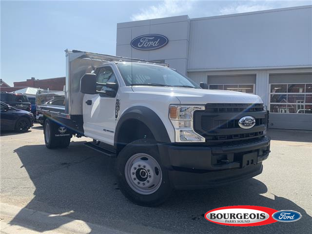 2021 Ford F-600 Chassis  (Stk: 021082) in Parry Sound - Image 1 of 14