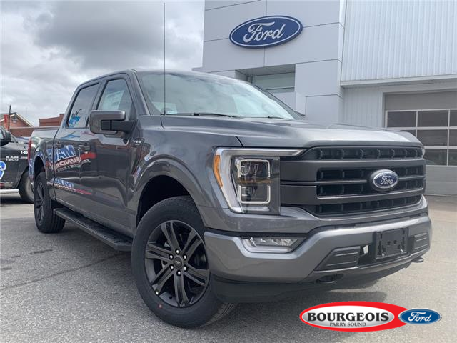 2021 Ford F-150 Lariat (Stk: 021116) in Parry Sound - Image 1 of 22