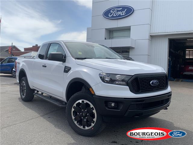 2021 Ford Ranger XL (Stk: 021125) in Parry Sound - Image 1 of 18