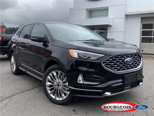 2021 Ford Edge Titanium (Stk: 021135) in Parry Sound - Image 1 of 21
