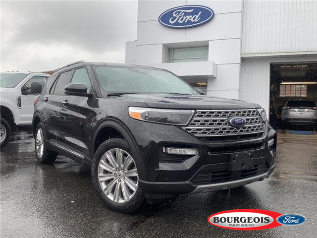 2021 Ford Explorer Limited (Stk: 021141) in Parry Sound - Image 1 of 21