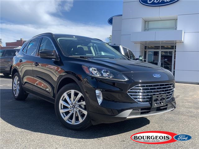 2021 Ford Escape Titanium (Stk: 021140) in Parry Sound - Image 1 of 20