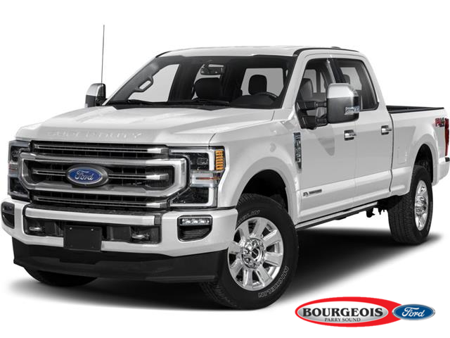 2021 Ford F-250 Platinum (Stk: 021148) in Parry Sound - Image 1 of 1