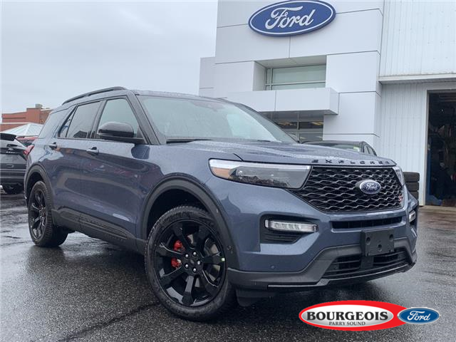2021 Ford Explorer ST (Stk: 021162) in Parry Sound - Image 1 of 23