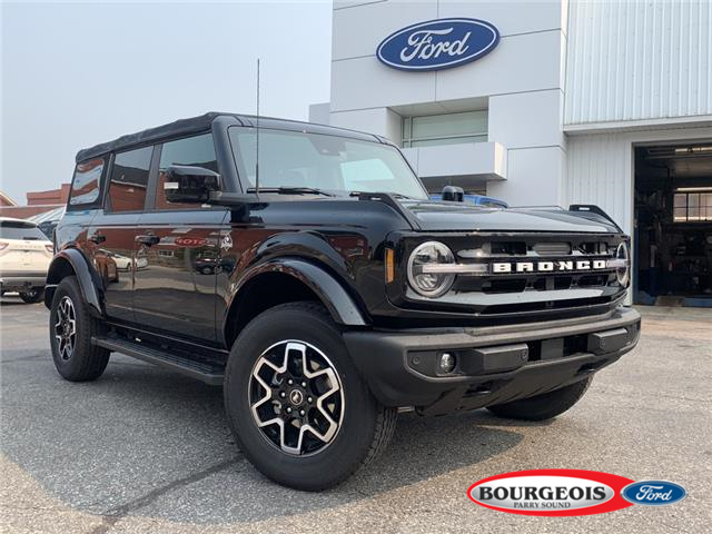 2021 Ford Bronco  (Stk: 021175) in Parry Sound - Image 1 of 25