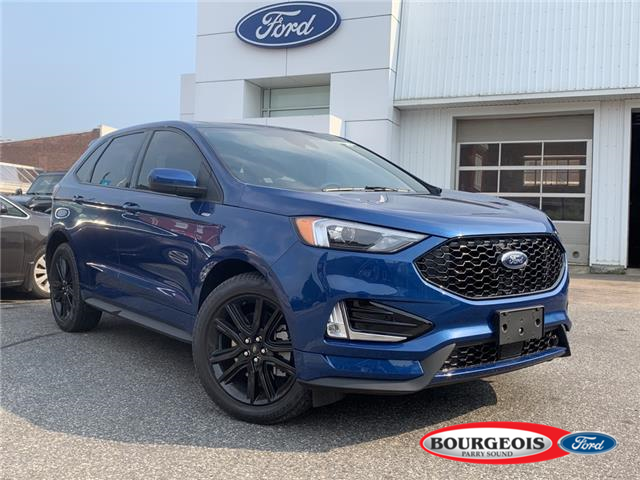 2021 Ford Edge ST Line (Stk: 021180) in Parry Sound - Image 1 of 23