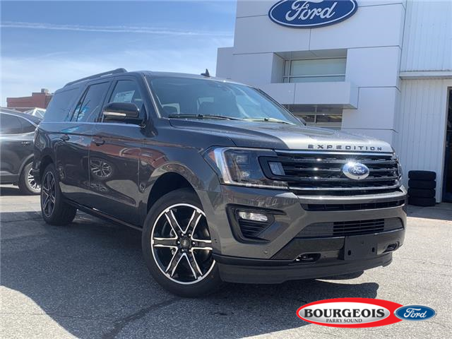 2021 Ford Expedition Max Limited (Stk: 021194) in Parry Sound - Image 1 of 31