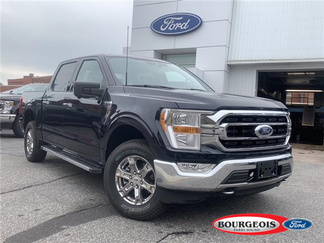 2021 Ford F-150 XLT (Stk: 021208) in Parry Sound - Image 1 of 24