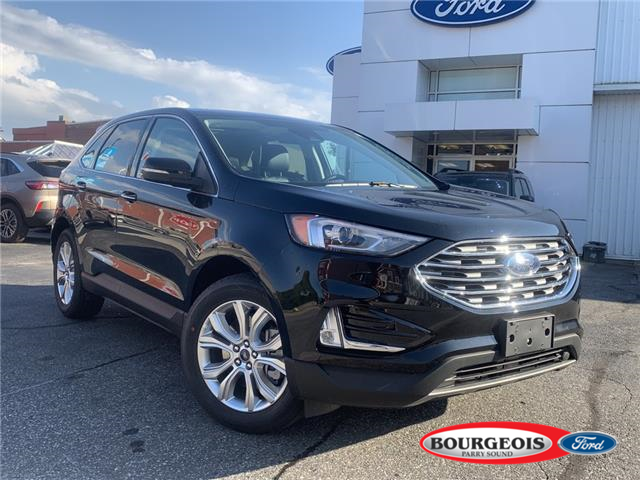 2021 Ford Edge Titanium (Stk: 021224) in Parry Sound - Image 1 of 23