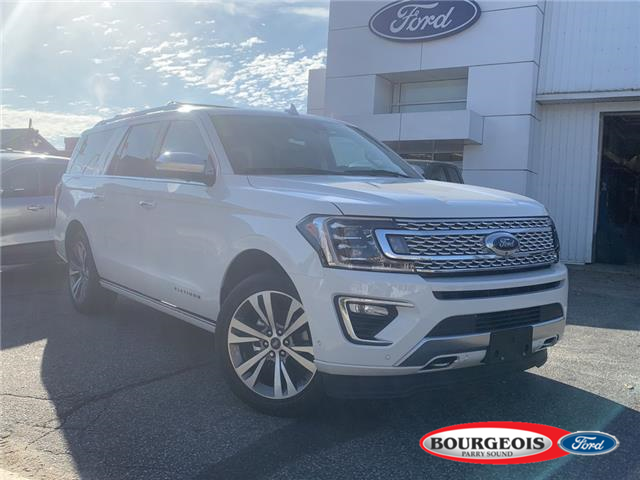 2021 Ford Expedition Max Platinum (Stk: 021249) in Parry Sound - Image 1 of 28