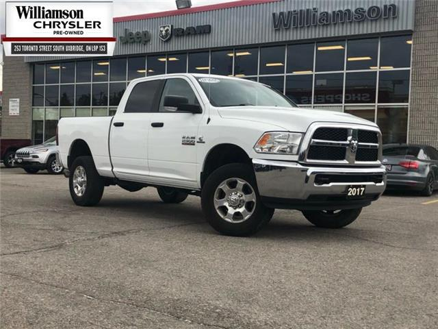 2017 RAM 2500 SLT (Stk: W5681) in Uxbridge - Image 1 of 17