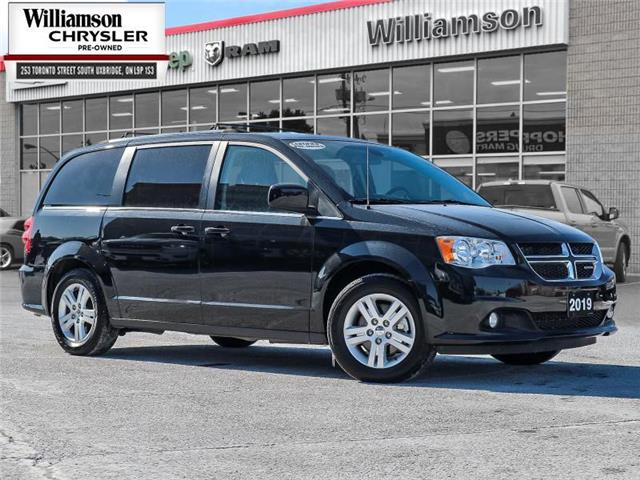 2019 Dodge Grand Caravan Crew (Stk: W6069) in Uxbridge - Image 1 of 30