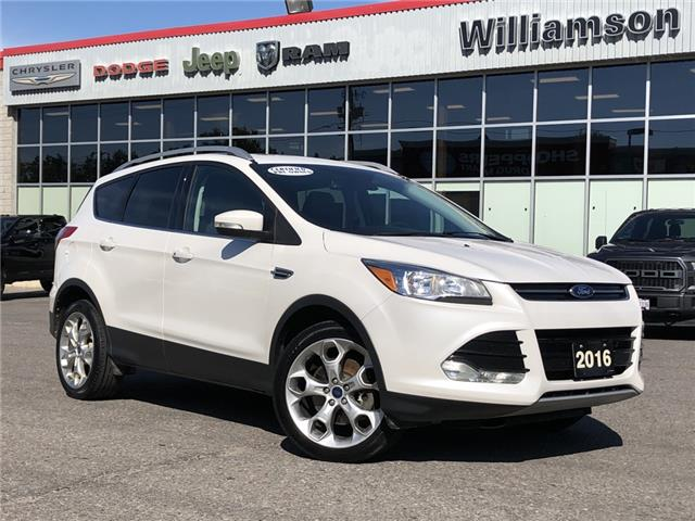 2016 Ford Escape Titanium (Stk: W6197) in Uxbridge - Image 1 of 20