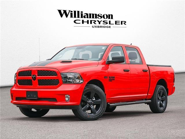 2020 RAM 1500 Classic ST (Stk: 3297) in Uxbridge - Image 1 of 22