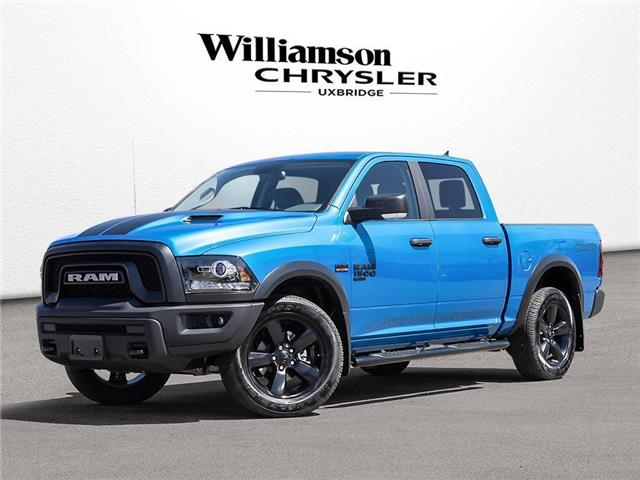 2020 RAM 1500 Classic SLT (Stk: 3288) in Uxbridge - Image 1 of 22