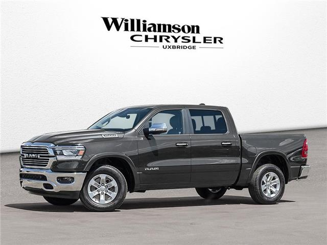 2020 RAM 1500 Laramie (Stk: 3214) in Uxbridge - Image 1 of 23