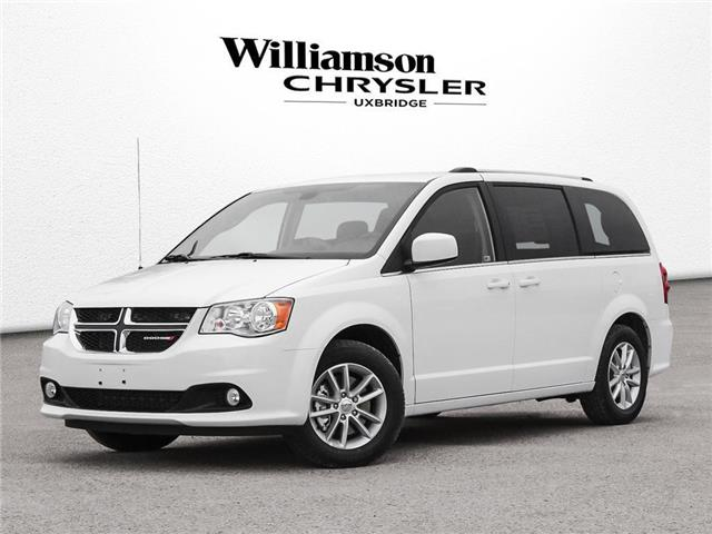 2020 Dodge Grand Caravan Premium Plus (Stk: 3372) in Uxbridge - Image 1 of 24
