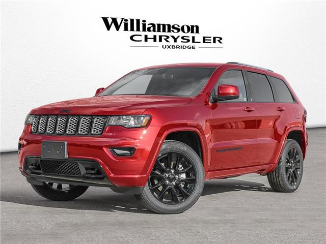 2020 Jeep Grand Cherokee Laredo (Stk: 3363) in Uxbridge - Image 1 of 23