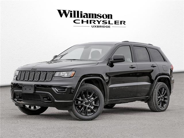 2020 Jeep Grand Cherokee Laredo (Stk: 3378) in Uxbridge - Image 1 of 23
