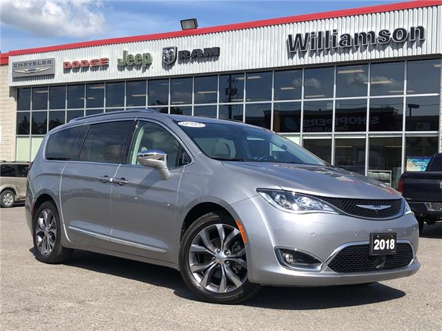 2018 Chrysler Pacifica Limited (Stk: W6274) in Uxbridge - Image 1 of 21