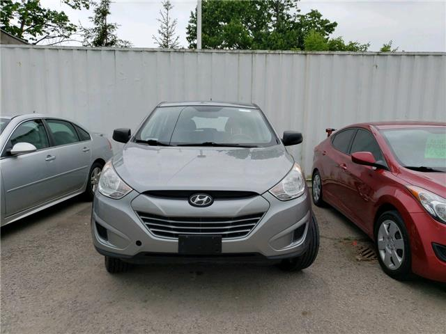 2010 Hyundai Tucson GL (Stk: P2193A) in Whitchurch-Stouffville - Image 1 of 8