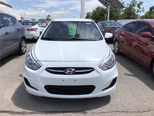 2016 Hyundai Accent GL (Stk: P2103A) in Whitchurch-Stouffville - Image 1 of 7