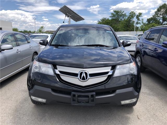 2009 Acura MDX Base (Stk: P2189A) in Whitchurch-Stouffville - Image 1 of 8