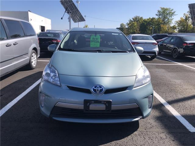 2012 Toyota Prius Plug-in Base (Stk: 200658A) in Whitchurch-Stouffville - Image 1 of 6