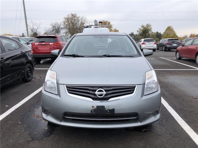 2010 Nissan Sentra 2.0 (Stk: 210010A) in Whitchurch-Stouffville - Image 1 of 6