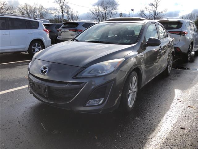 2011 Mazda Mazda3 GT (Stk: 210188A) in Whitchurch-Stouffville - Image 1 of 8