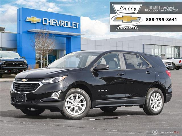2020 Chevrolet Equinox LS (Stk: EQ00132) in Tilbury - Image 1 of 27