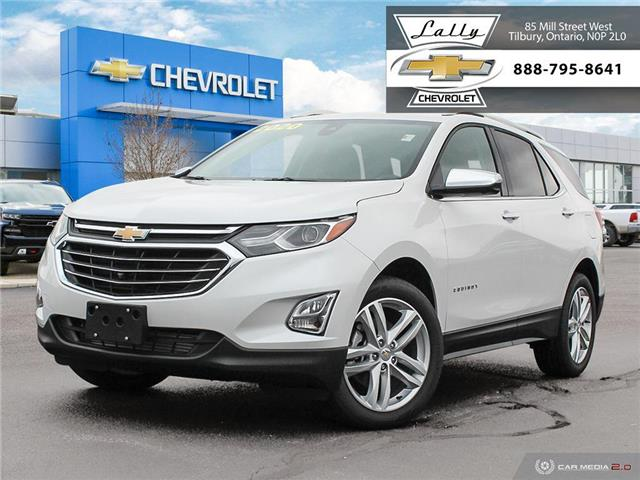 2020 Chevrolet Equinox Premier (Stk: EQ00121) in Tilbury - Image 1 of 28