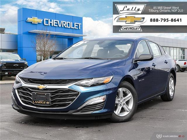 2019 Chevrolet Malibu 1LS (Stk: MA00039) in Tilbury - Image 1 of 27