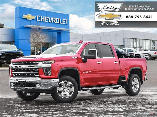 2020 Chevrolet Silverado 2500HD LTZ (Stk: SI00159) in Tilbury - Image 1 of 27