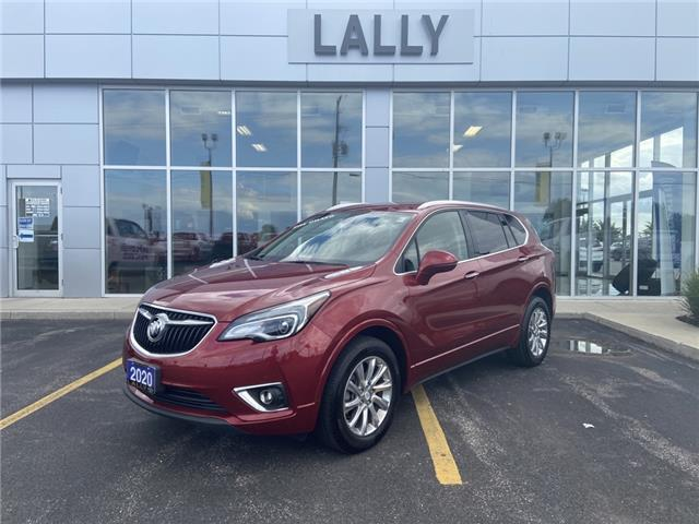 2020 Buick Envision Essence (Stk: 00089R) in Tilbury - Image 1 of 21