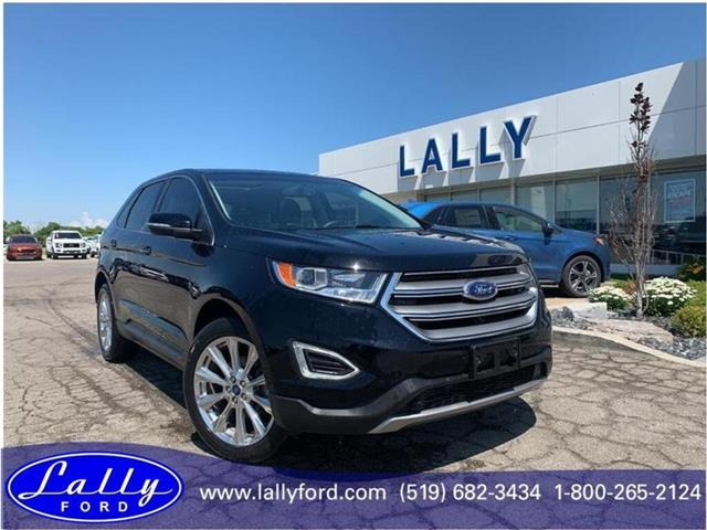 2017 Ford Edge Titanium (Stk: 26309A) in Tilbury - Image 1 of 21