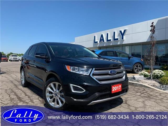 2017 Ford Edge Titanium (Stk: 25938A) in Tilbury - Image 1 of 22