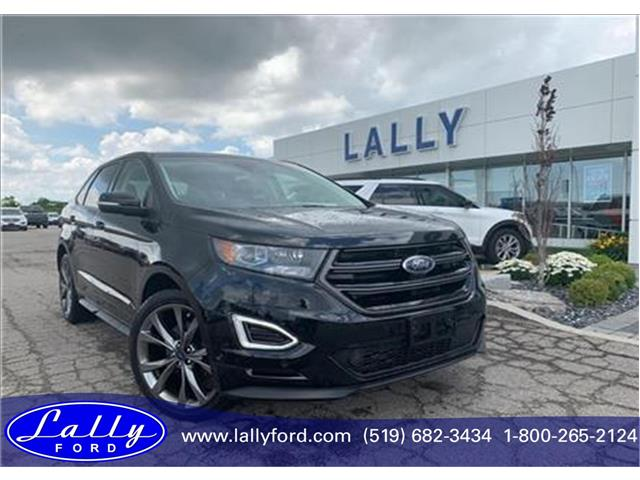 2017 Ford Edge Sport (Stk: 26579a) in Tilbury - Image 1 of 8