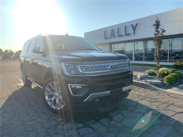 2019 Ford Expedition Max Platinum (Stk: 1FMJK1) in Tilbury - Image 1 of 21