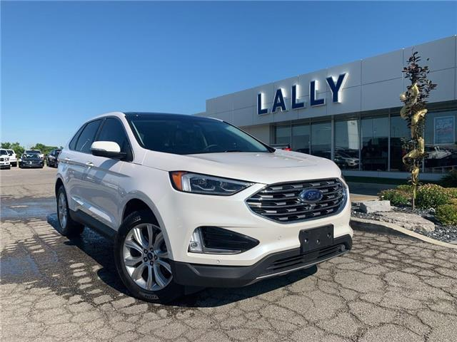 2019 Ford Edge Titanium (Stk: 26639a) in Tilbury - Image 1 of 20