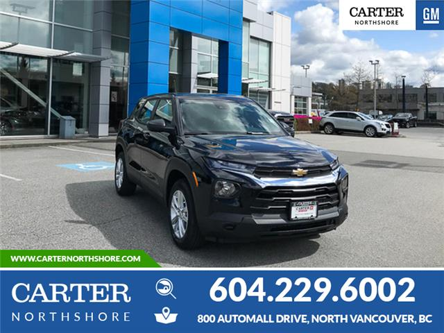 2021 Chevrolet TrailBlazer LS (Stk: 1TB53900) in North Vancouver - Image 1 of 13