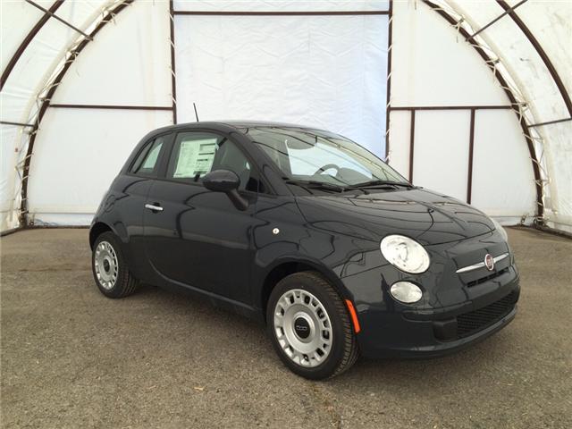2016 Fiat 500 Pop (Stk: 160515) in Ottawa - Image 1 of 20