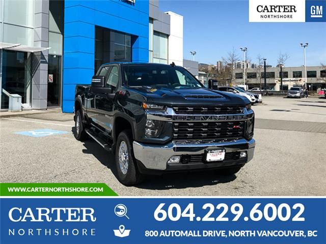 2020 Chevrolet Silverado 3500HD LT (Stk: L35940) in North Vancouver - Image 1 of 13