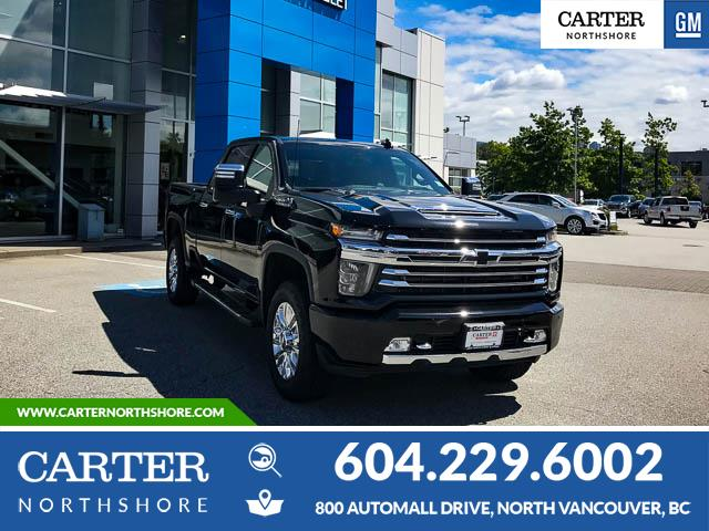 2020 Chevrolet Silverado 3500HD High Country (Stk: L3051T) in North Vancouver - Image 1 of 13