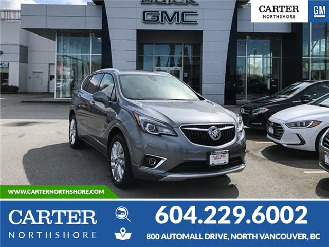 2020 Buick Envision Premium I (Stk: K10610) in North Vancouver - Image 1 of 13
